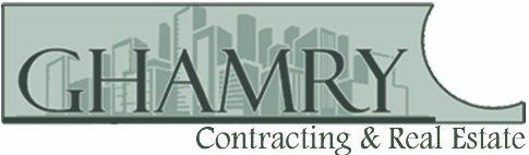 Ghamryco Construction Logo